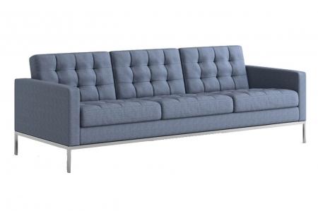 Офисный диван Барселона 3-х местный