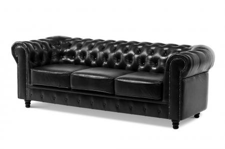 Офисный диван Лондон 3-х местный