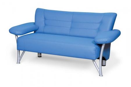 Офисный диван Моби 2-х местный
